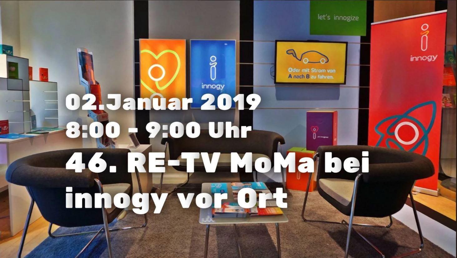 Hülswerk im RE-TV